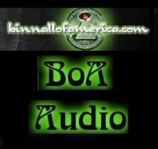 Binnall of America: Audio