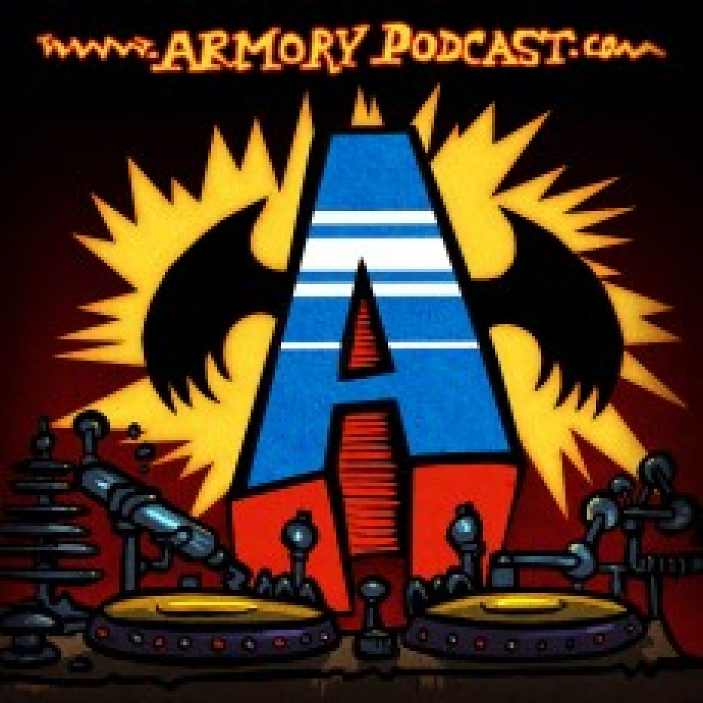 The Armory Podcast